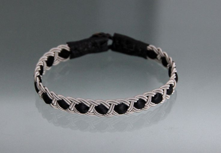 Tutorial - Simple Katarina bracelet  #handmade #jewelry #braiding