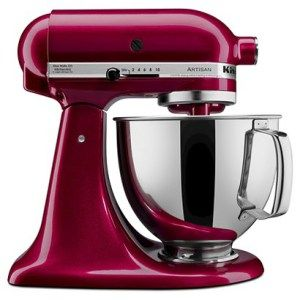 KitchenAid Artisan Stand Mixer is a clear choice for a serious baker looking for a proper stand mixer to use. The product has received amazing reviews on the most popular websites and everyone who has bought this mixer hasn't complained about it.