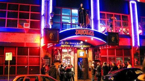 Dracula's Melbourne