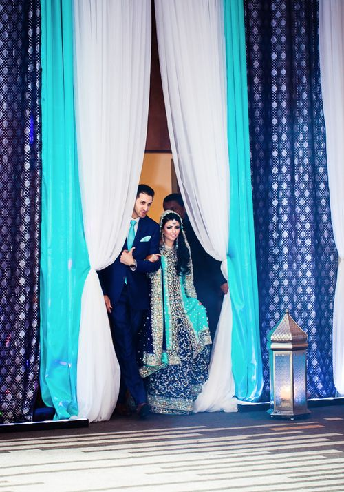 Wedding Mariage Love Amour Bride And Groom Ceremony Reception Oriental Pakistani