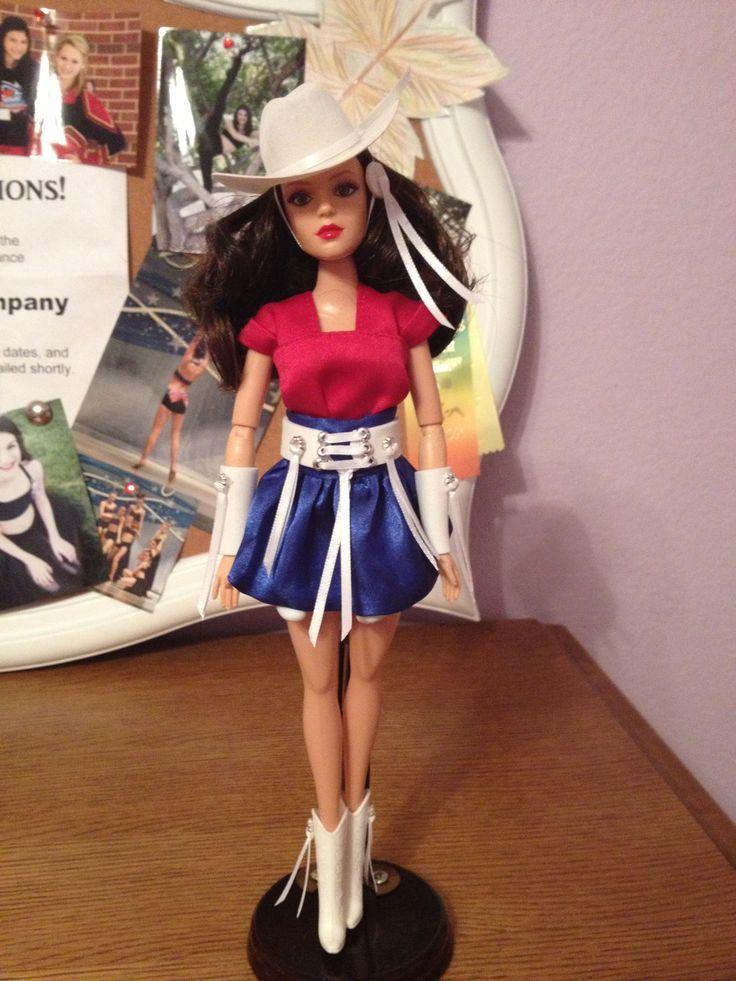 Barbie Rangerette Rangerettes Team Gifts Kilgore