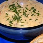 """She Crab Soup..  """"This soup is a staple for all of us living on the South Carolina coast. Here is my take on the soup that I think is outstanding! Enjoy!""""....by Sowen"""