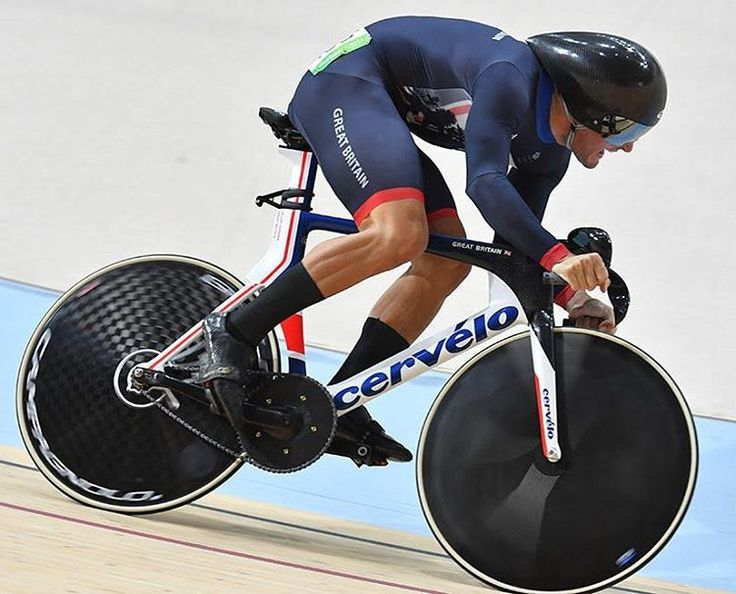 Callum Skinner won Gold (and Silver) on the track at the Rio Olympics.