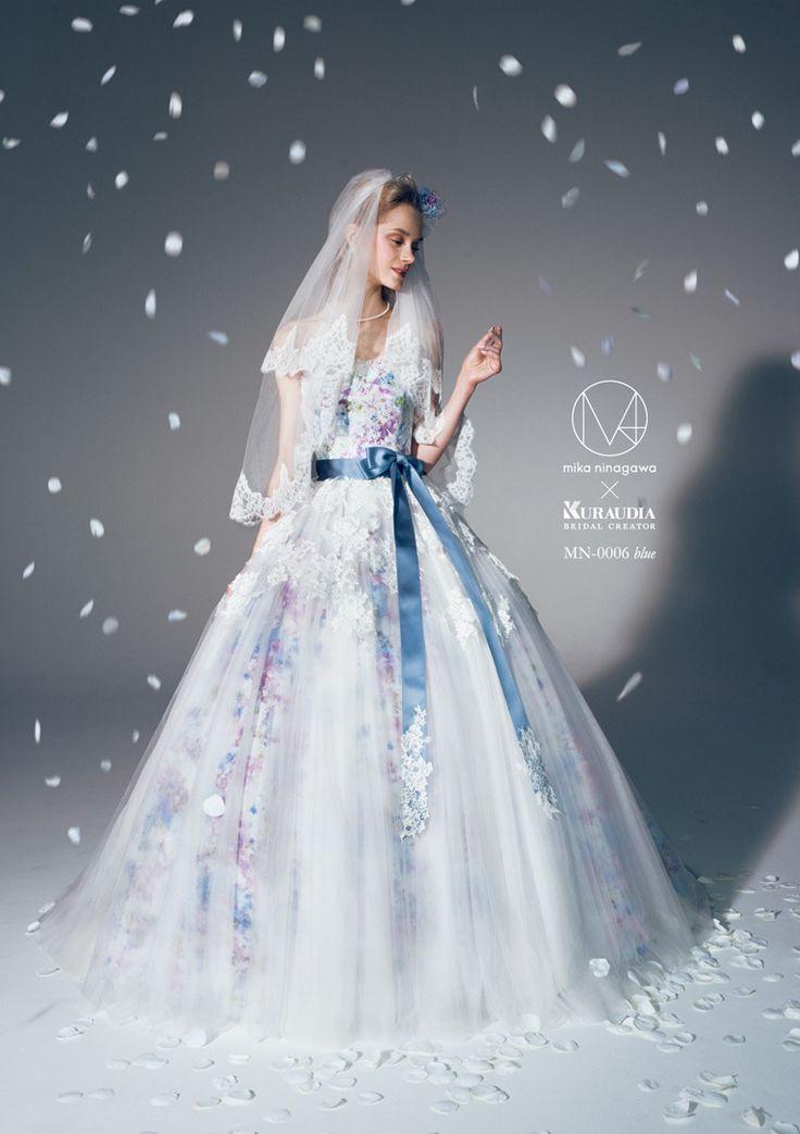 ついに8月解禁!蜷川実花のウエディングドレスが着れる♡にて紹介している画像