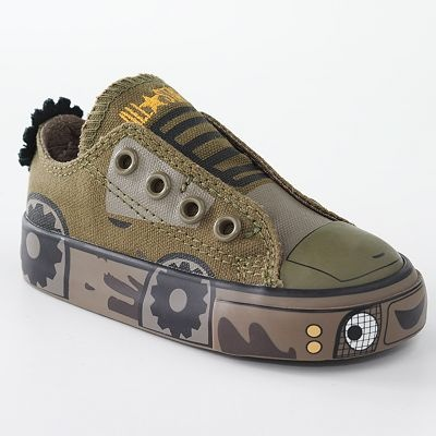 Converse Chuck Taylor All Star Truck Shoes - Toddler Boys