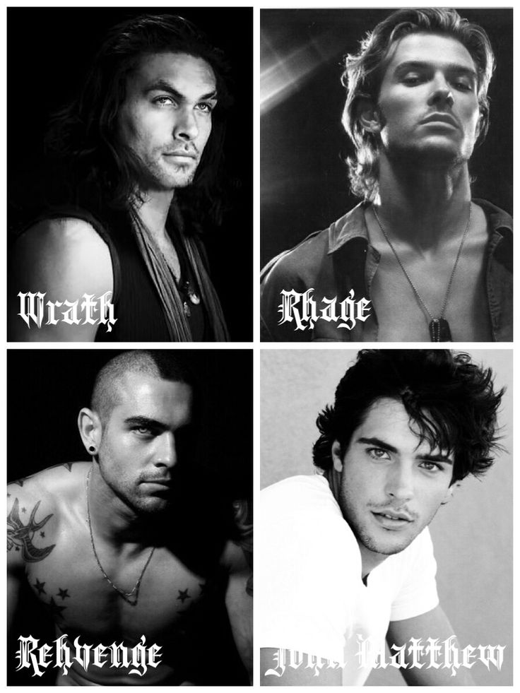 Black Dagger Brotherhood...you can all have fifty shades of grey, supernatural and all that crap.. just give me some BDB in books or on tv anyday please!!!!