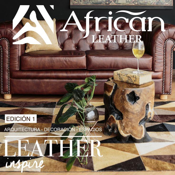 Conoce la primera edición de nuestra revista Leather Inspire, esta vez African Leather Tapetes reunió unos de los mejores Arquitectos y Diseñadores de Colombia, y hablaron de espacios, diseños y arquitectura. ¡Conoce sus espacios!