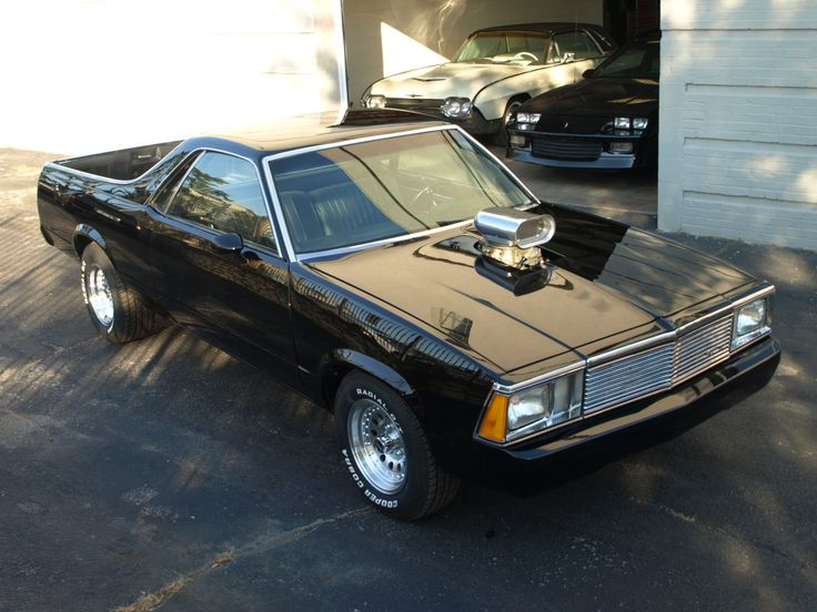 1980 Elcamino Cars We Have Restored Pinterest