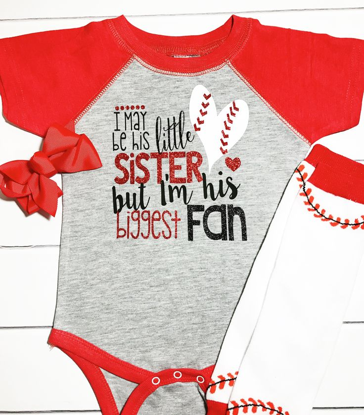 Baseball Sister shirt , baseball mom , baseball shirts , little sister , big brother  Https://www.etsy.com/listing/519587621/baseball-sister-shirt-baseball-sister