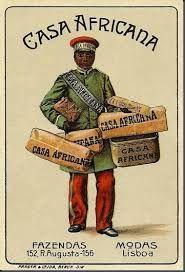 Resultado de imagem para o preto da casa africana