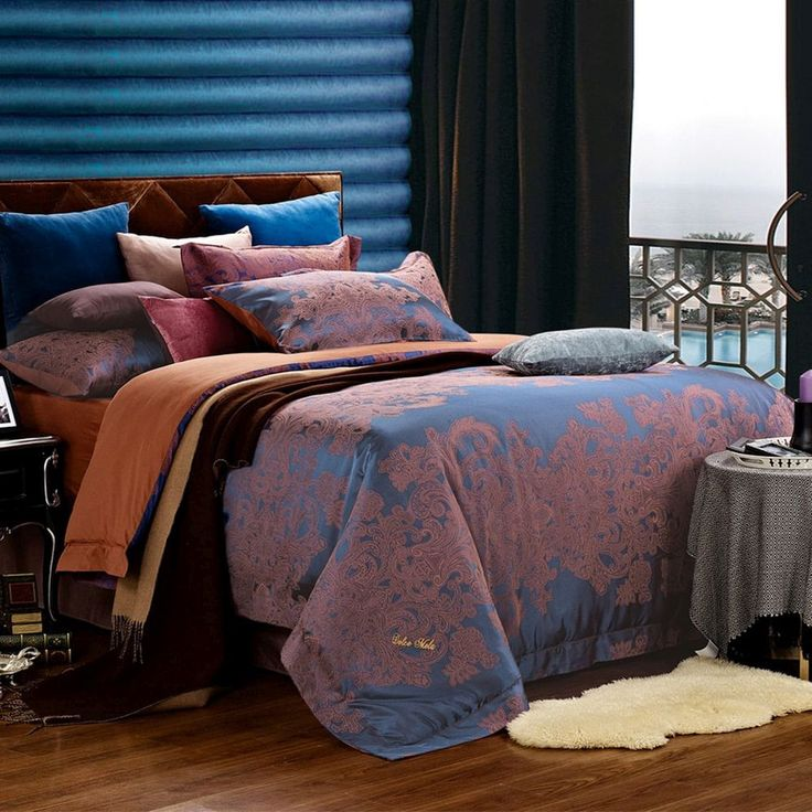King Size Duvet Cover Sheets Set, Areon