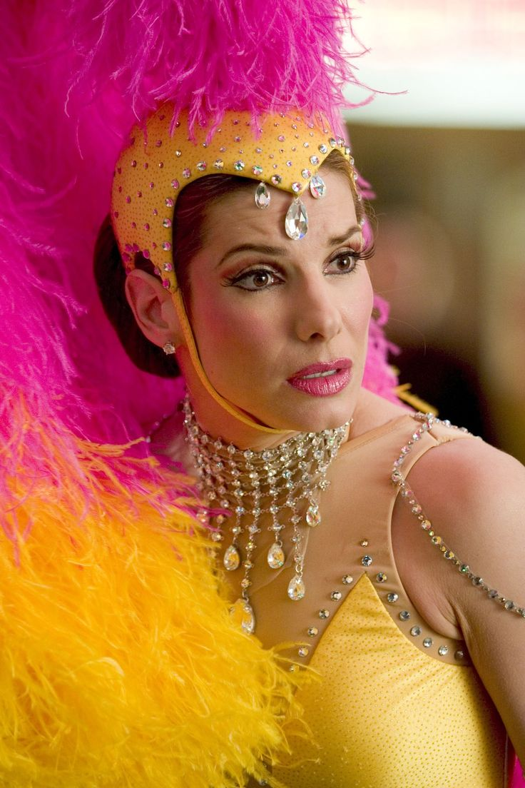 Sandra Bullock as Gracie Hart in Miss Congeniality 2: Armed and Fabulous.