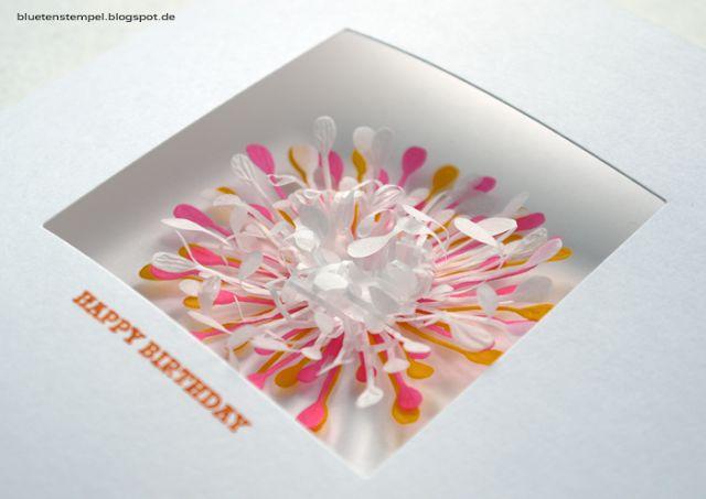 Blütenstempel: Pusteblume