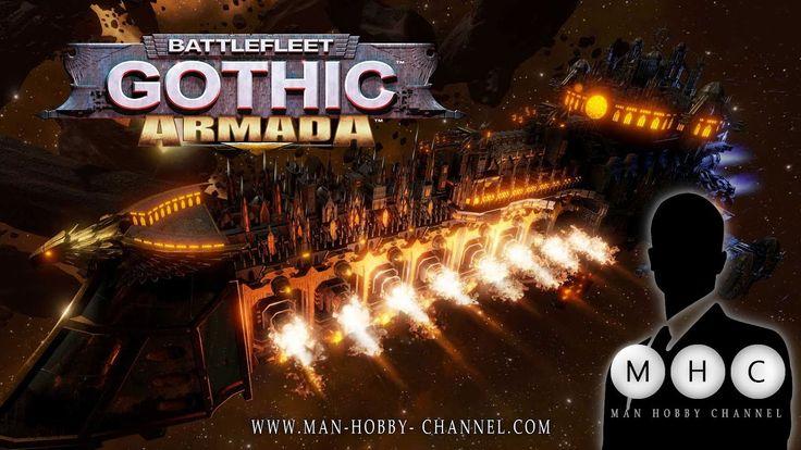 Let's Play - Battlefleet Gothic Armada
