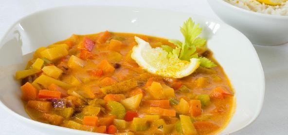 Mixed Vegetable Vindaloo | Anglo-Indian | Vegetarian | Recipe