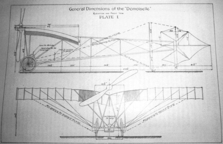 Dave - Santos Dumont Demoiselle 3