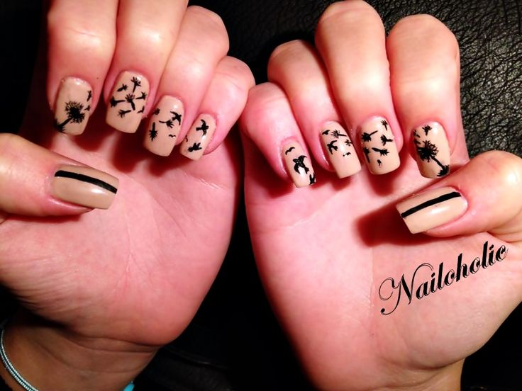 Nails, dandelions, swallows :)