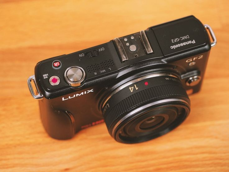 Panasonic 14mm F2.5 H-H014E Pancake-Objektiv
