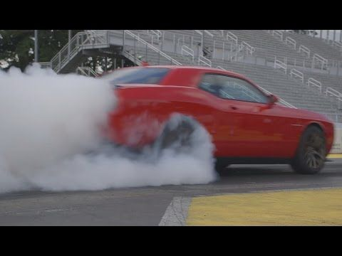 Motor'n News: 2015 Dodge Challenger SRT Hellcat: The Fastest Muscle Car Ever