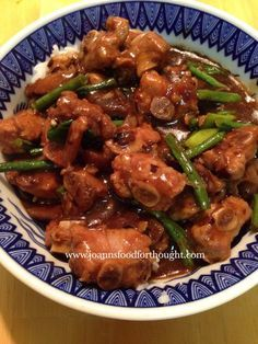 Chinese Spare Ribs in Black Bean and Garlic Sauce