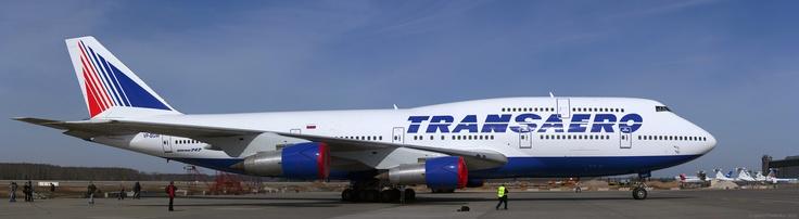 Transaero http://jamaero.com/airlines/transaero-transaero-airlines