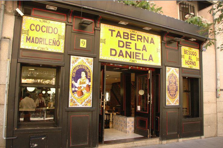 タベルナ デ ラ ダニエラ(クチジェロス店)