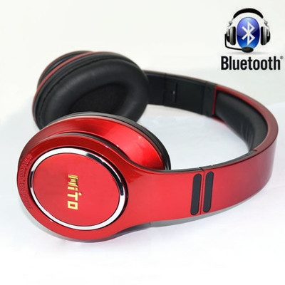 MITO MIC Universal Wireless Stereo Bluetooth Circumaural Headphone For mobile