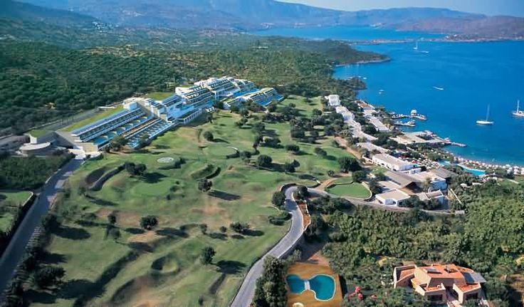 Porto Elounda Golf Resort and Soa, Elounda, Crete, Greece - a great luxury family resort