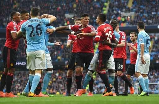Assistir Manchester United x Manchester City AO VIVO Grátis em HD 27/04/2017