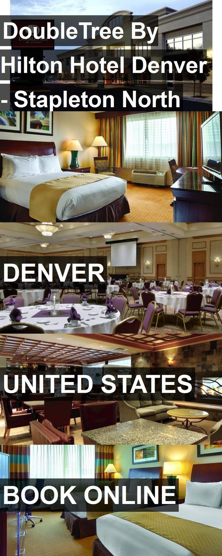 DoubleTree By Hilton Hotel Denver - Stapleton North in Denver, United States. For more information, photos, reviews and best prices please follow the link. #UnitedStates #Denver #travel #vacation #hotel
