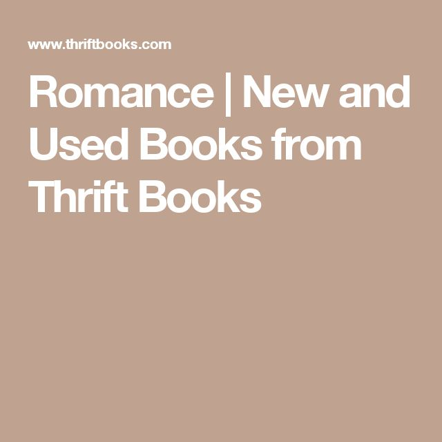 34 best books worth reading images on pinterest book romance new and used books from thrift books fandeluxe Image collections