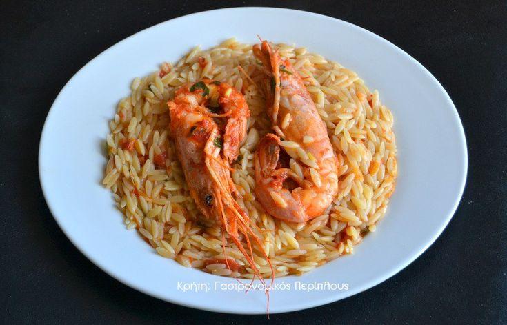 cretangastronomy.gr - Γαρίδες «γιουβέτσι» στο τηγάνι, εύκολα και γρήγορα (με 2 τρόπους)