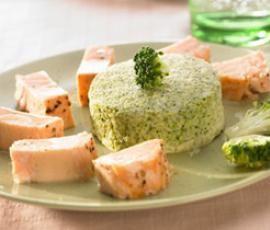 Vorspeise mit Broccoli