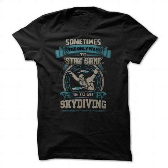 SKYDIVING - #mens t shirts #plain t shirts. ORDER HERE => https://www.sunfrog.com/Hobby/SKYDIVING-89978390-Guys.html?60505