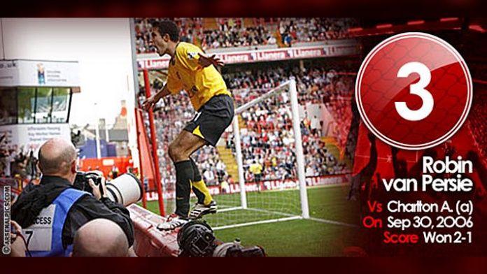 GGG3: Van Persie v Charlton Athletic 2006