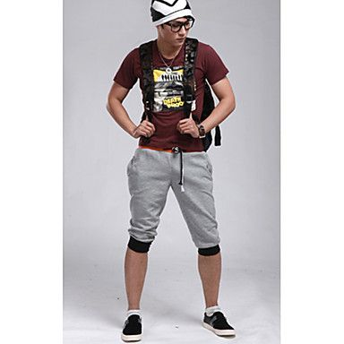 Proper love these  Men's Fashion Casual Sport Rope Short Pants Jogging Trousers - CAD $ 12.49