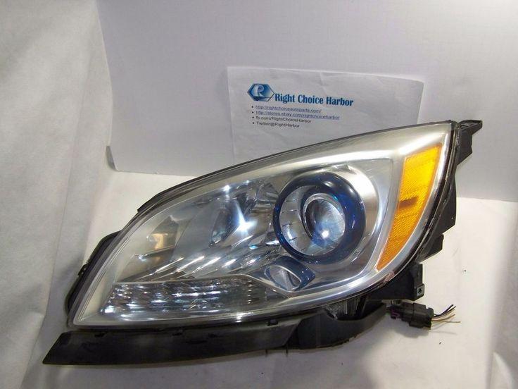 12-16 Buick Verano Left LH Halogen headlight Lamp #Buick
