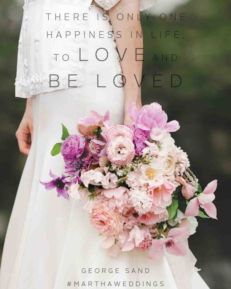 Quotes About Bouquets Of Flowers: 90 Short And Sweet Love Quotes That Will Speak Volumes At