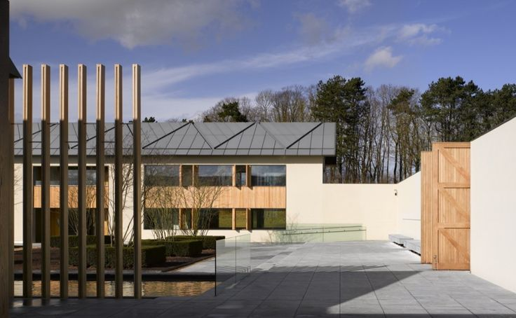 Windmill Hill / Stephen Marshall Architects/ Buckinghamshire, United Kingdom