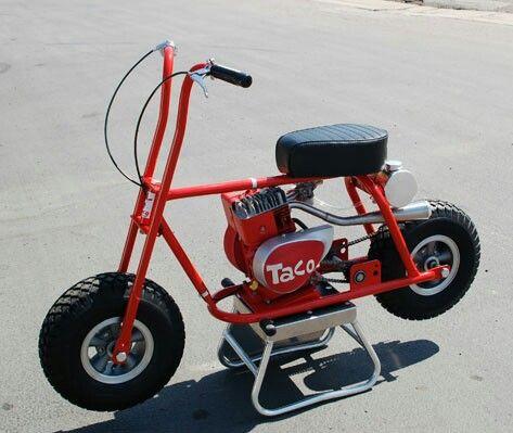 TaCo Minibike(love a taco)