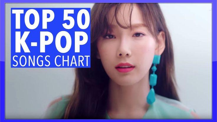 [TOP 50] K-POP SONGS CHART - MARCH 2017 (WEEK 1)