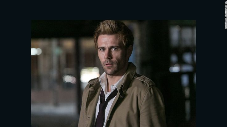 """Star Matt Ryan will reprise the character of John Constantine on the CW series """"Arrow."""" Description from cnn.com. I searched for this on bing.com/images"""