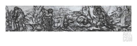 Les filles de Jephté ; Salomon et la reine de Saba