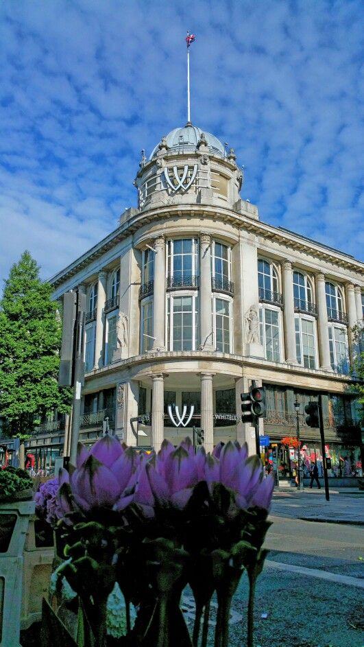 Whiteley's Queensway London