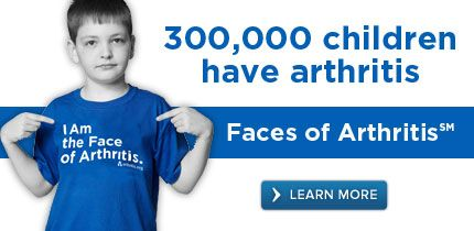 Faces of Arthritis. July is Juvenile Arthritis month and Senator Grisanti would like to direct you to the arthritis foundation if you would like more information about how this disorder may be treated.