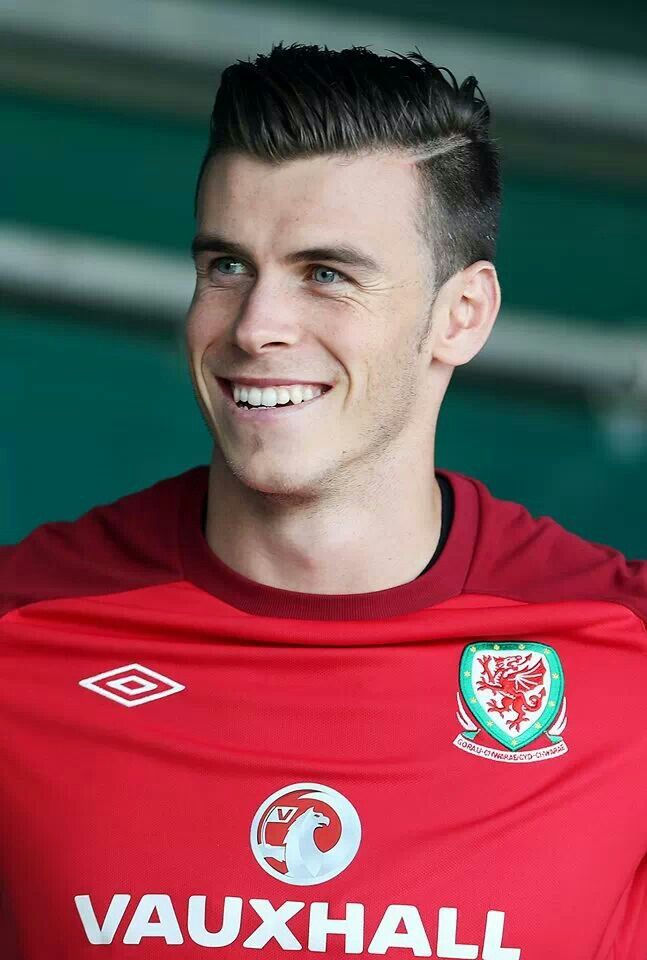 Gareth Bale (Wales) Real Madrid Footballer.~ #Soccer #Football