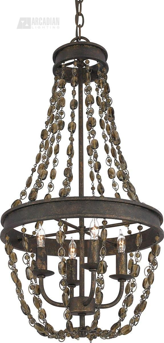 Foyer Lighting Traditional : Cabris traditional foyer light