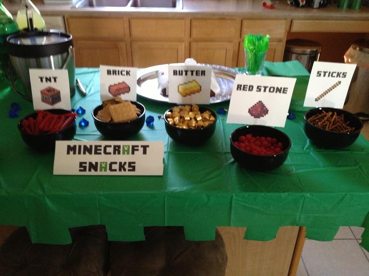 Party Craft Minecraft