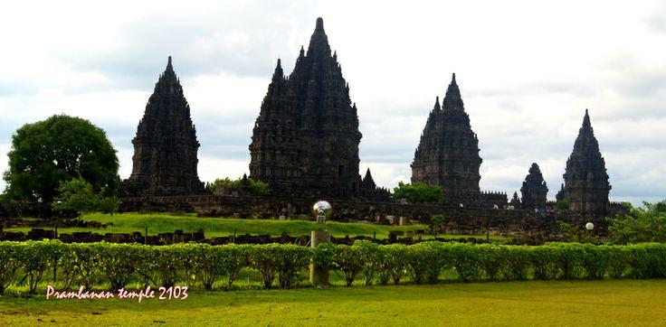 Prambanan temple [hindu religion]