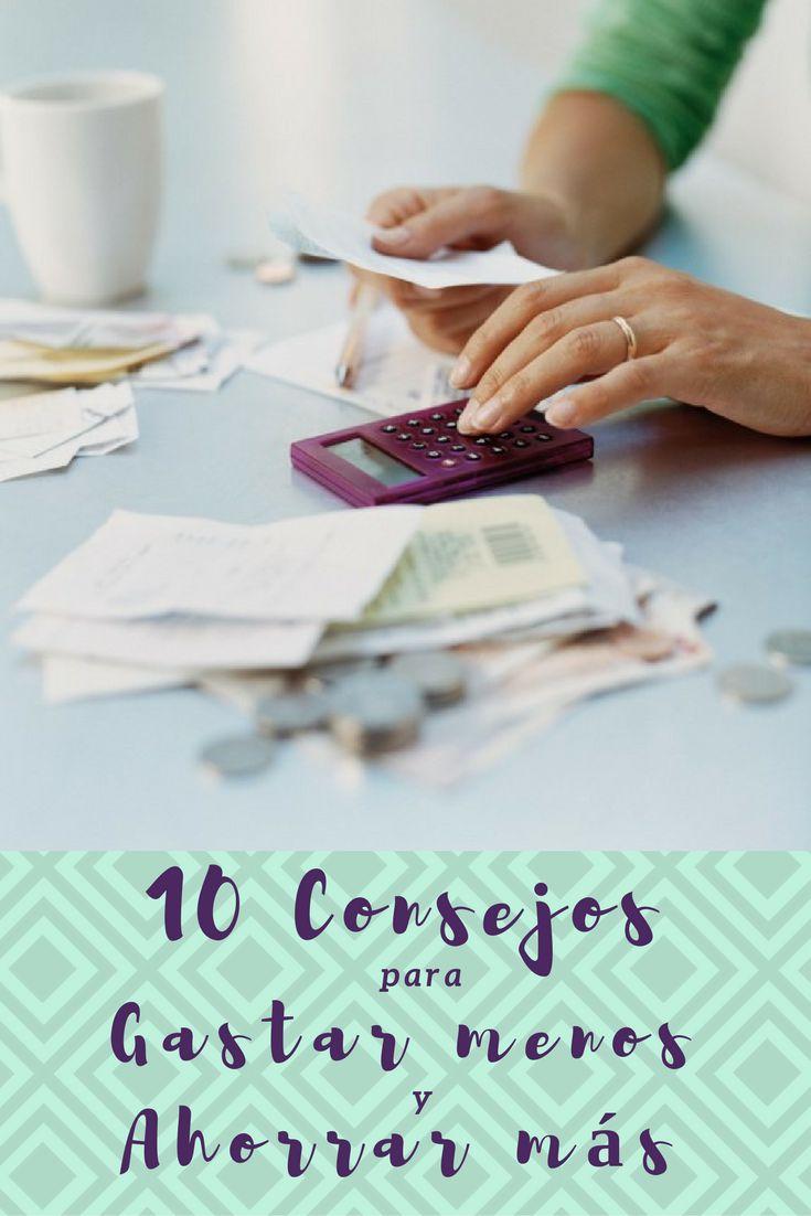 10-consejos-para-gastar-menos-y-ahorrar-mas. ¿No sabes como hacer para llegar a fin de mes? El sueldo se te escapa como arena entre las manos? Date una vuelta por mi blog www.elultimodiademivida.com